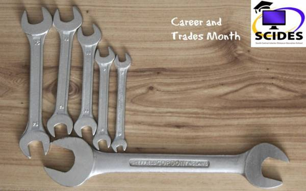 March is Career and Trades Month at SCIDES
