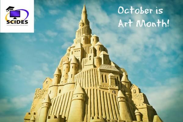 October is Art Month at SCIDES